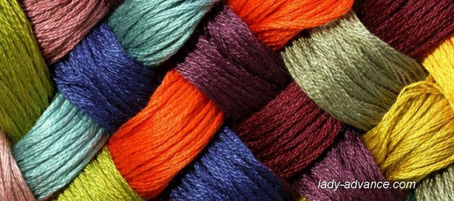 Ручное вязание начинается с красивой пряжи