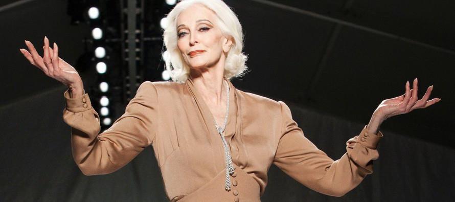 И в 80 лет Кармен Делл Орефайс необыкновенно успешная женщина