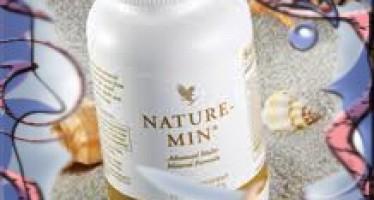 Минеральный комплекс (Nature Min) улучшает обмен веществ
