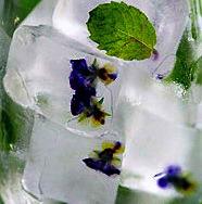 Лед для умывания