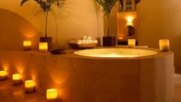 травяные ванны с ароматами