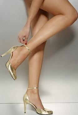 красивые стройные ноги
