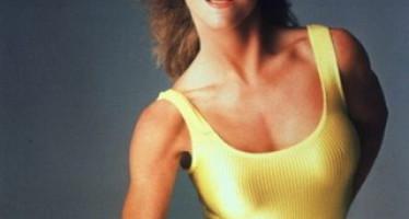 Упражнения для ног и ягодиц от Джейн Фонды