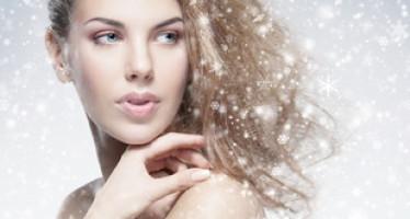 Красивая кожа лица в зимний период