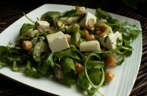 салат из руколы
