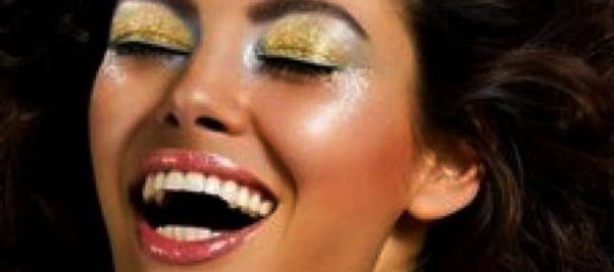 Новогодний макияж 2014 года