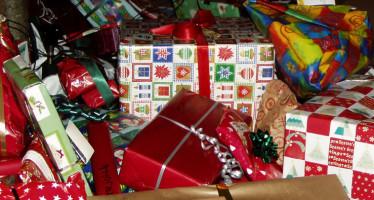 Оригинальная упаковка подарков на Новый Год
