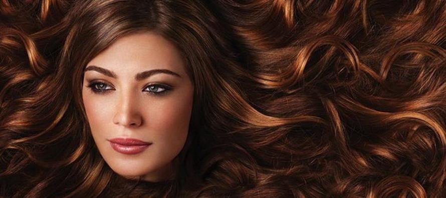 Мягкие шелковистые волосы в зимнее время