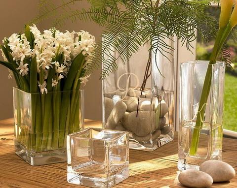 Флористика - композиция с гиацинтами