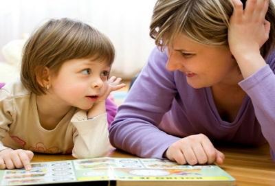 Общение с детьми для повышения женской энергии