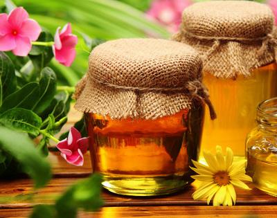 ванны для кожи с медом