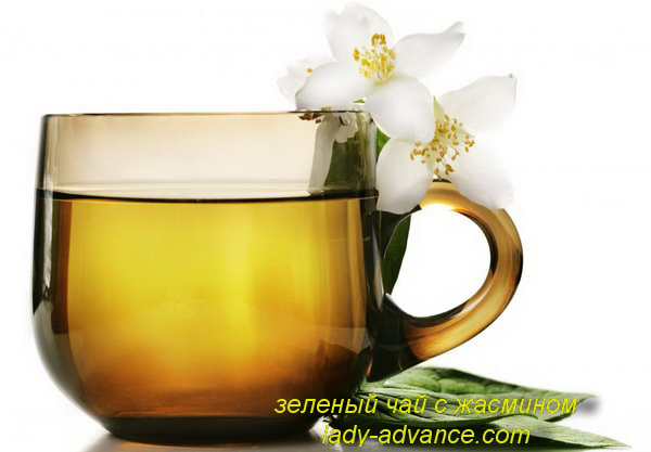 зеленый чай с жасмином купим