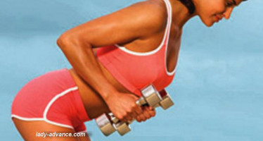 Узнайте, как похудеть в руках и плечах