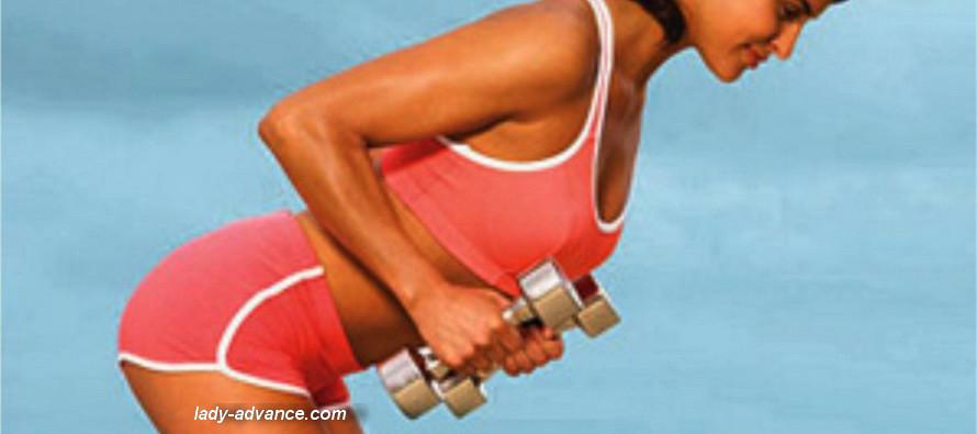 как похудеть в руках женщине