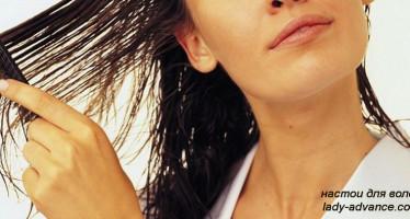 Целительные настои для волос — тонких, ломких, поврежденных