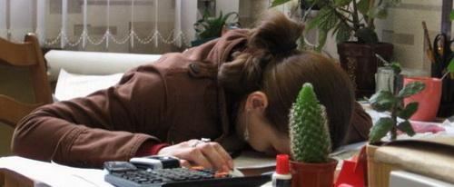 повышенная сонливость на работе
