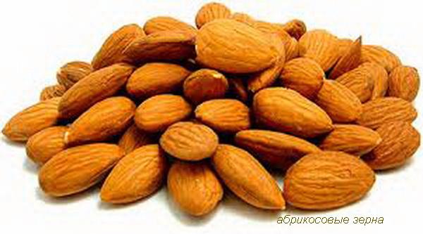 абрикосовые зерна