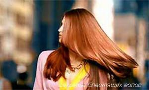 секреты блестящих волос