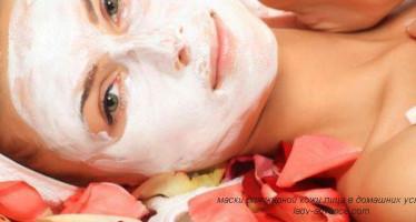 6 лучших рецептов маски для жирной кожи лица в домашних условиях