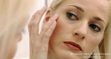 Домашние маски для увядающей кожи лица