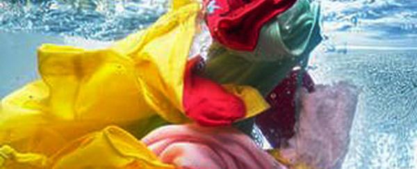 стирка цветных изделий
