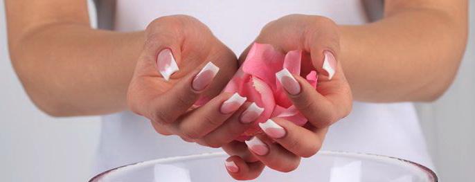 для здоровья ногтей