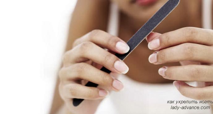 Как укрепить ногти без дорогостоящих средств