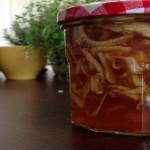 Куркума, имбирь и лук с медом от кашля