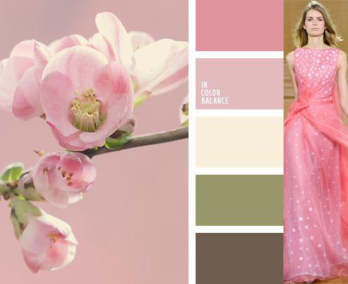 цвет розовый кварц
