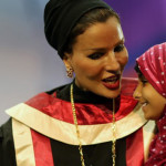 Шейха Моза — редкая жемчужина арабского мира