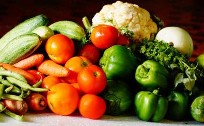 Овощи,содержащие белок