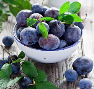белок во фруктах