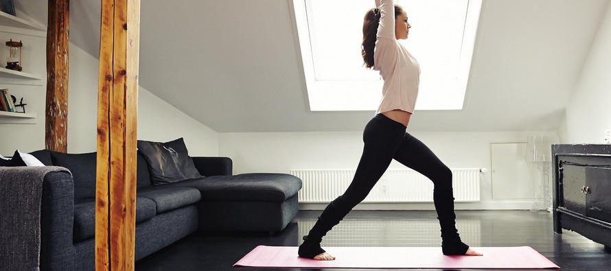 Фитнес дома упражнения видео для похудения для начинающих мужчин