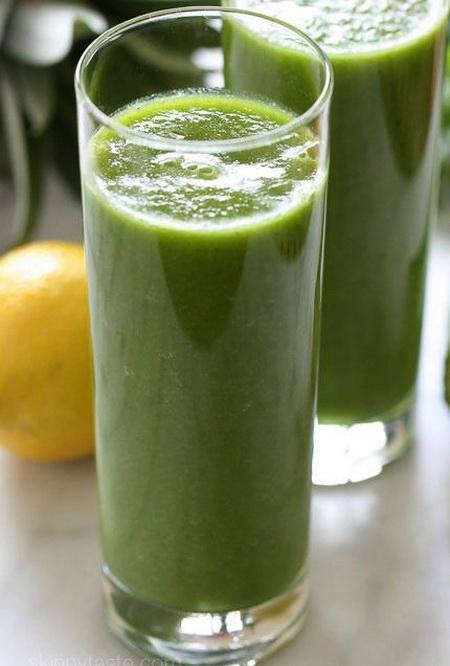 лимон и петрушка для почек