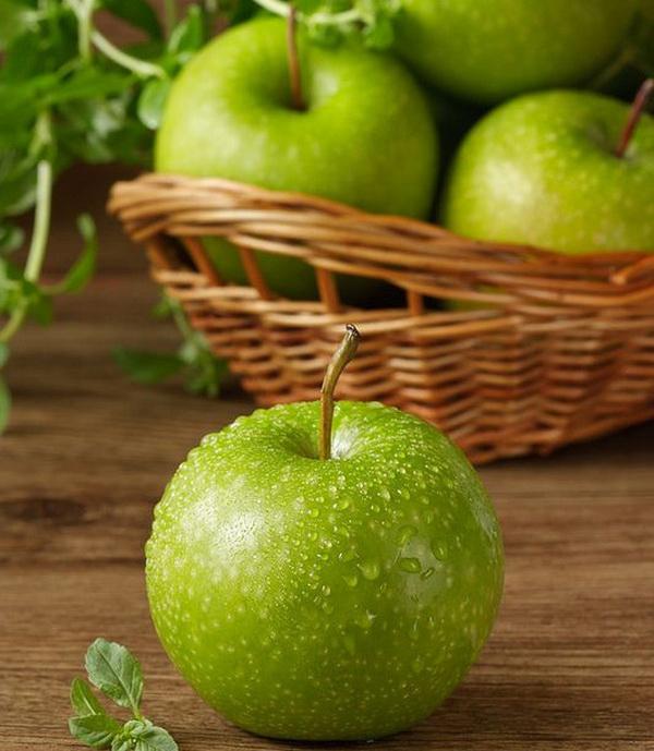 зеленые яблоки для здоровья почек
