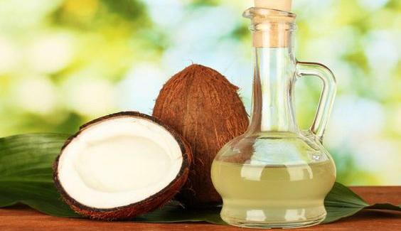 масло кокоса для запаха волос