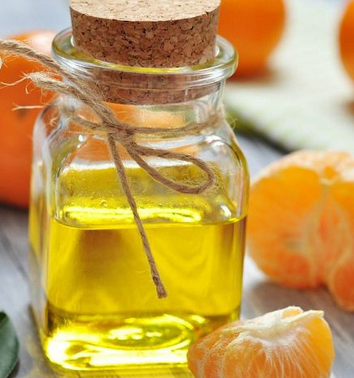 масло мандарина для запаха волос