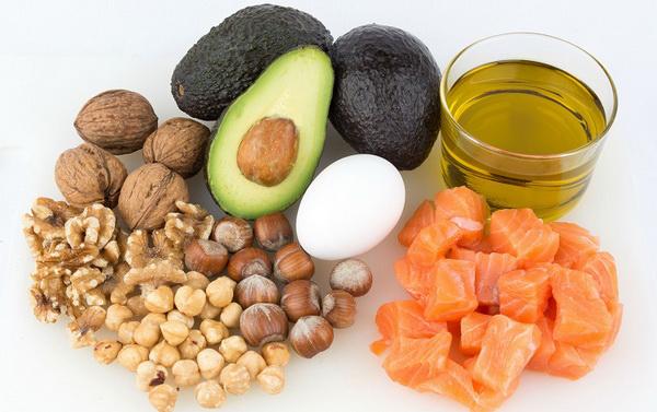 продукты, содержащие правильные жиры