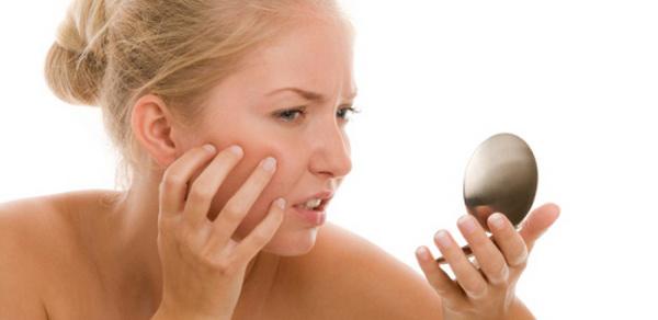 чувствительность кожи при загрязненной печени