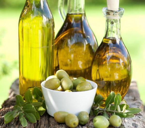 оливковое масло для очищения сосудов