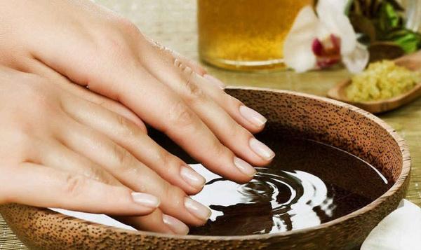 розовая вода для кожи рук