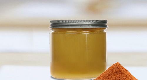 мед и корица для маски лица