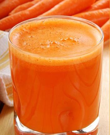 морковный сок для кожи лица
