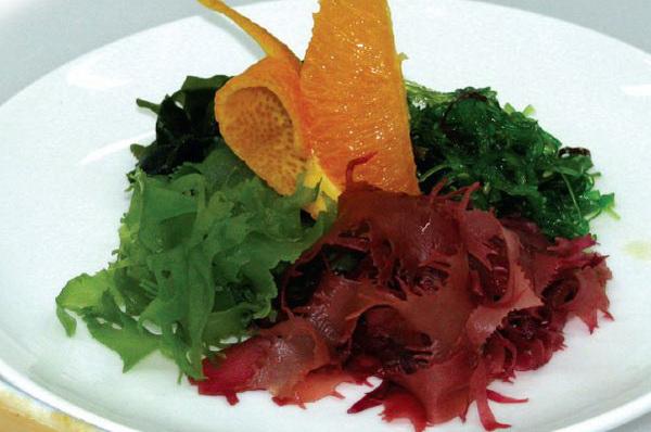морские овощи