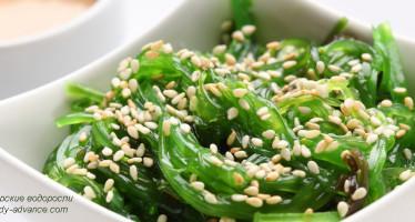 Морские водоросли — богатый источник полезных веществ