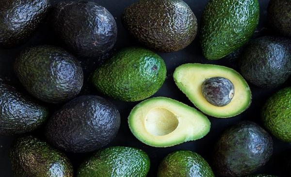 авокадо для увлажнения лица