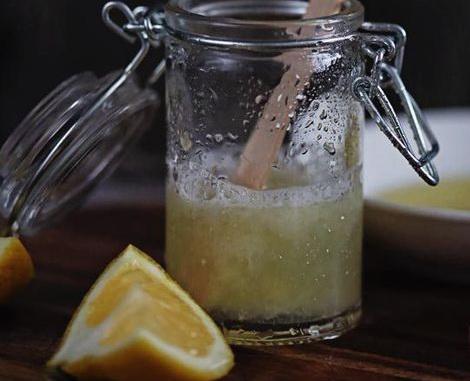 лимонные маски от жирности кожи