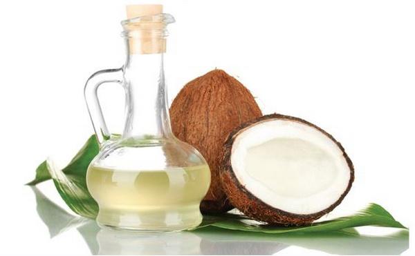масло кокоса для увлажнения лица