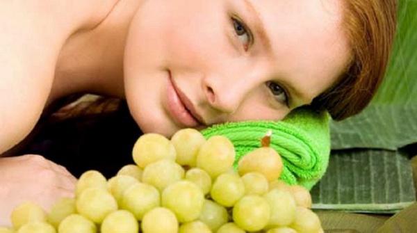 виноград для масок