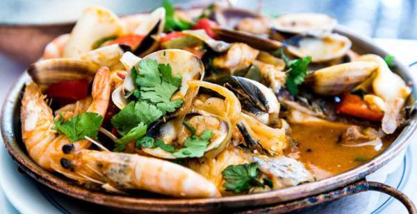 марганец в морепродуктах